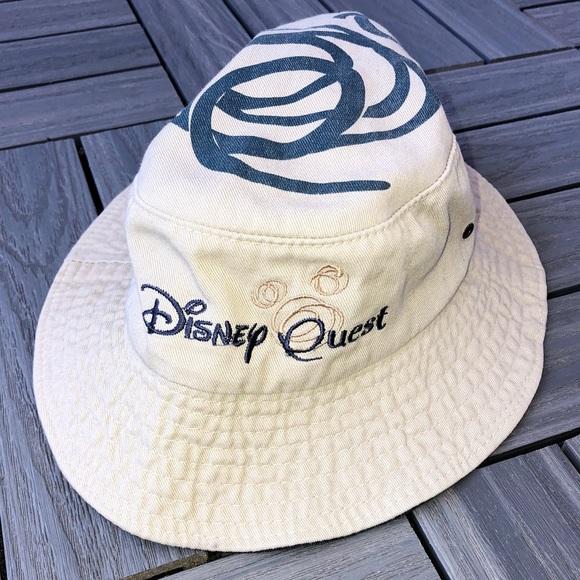 Disney Accessories | Quest Mickey Mouse Safari Bucket Hat | Poshmark